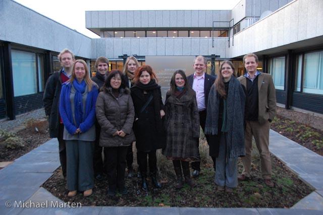 Participants Stirling workshop 6.2.09